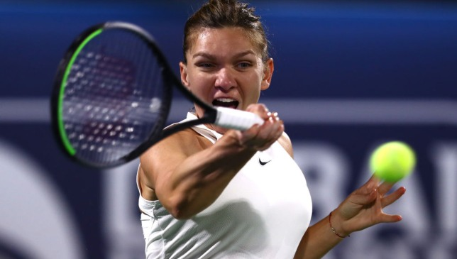 Simona Halep saves match point to edge Ons Jabeur in Dubai Duty Free thriller - Sport360 News
