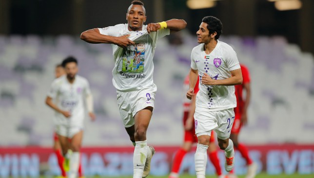 Kodjo Fo-Doh Laba (UAE Pro League).