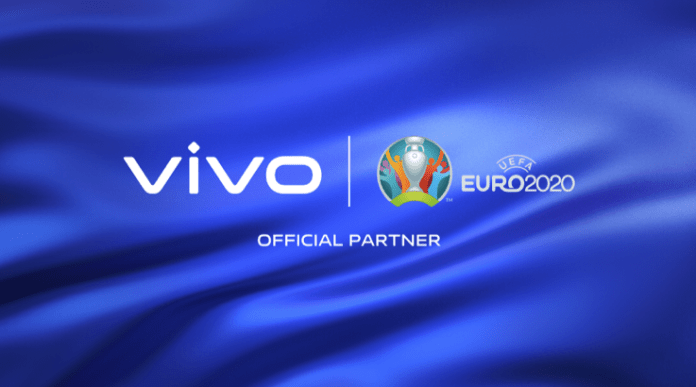 Together: vivo is an official partner of UEFA EURO 2020