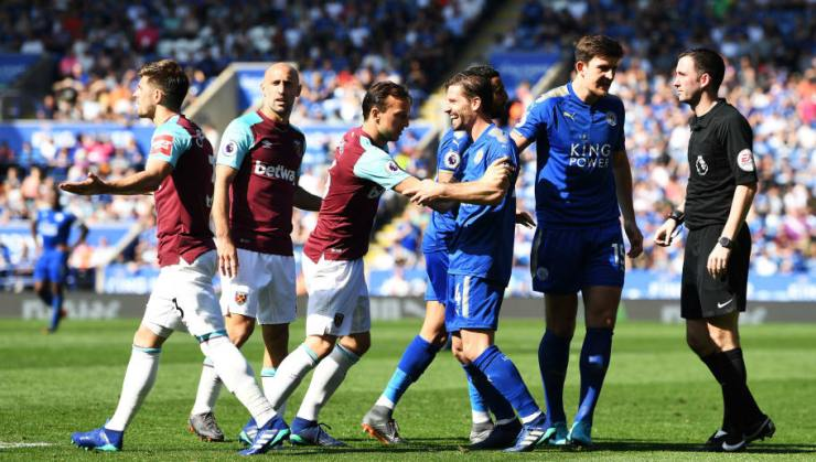 Leicester City v West Ham United