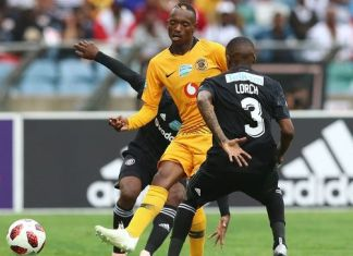 Kaizer Chiefs v Orlando Pirates