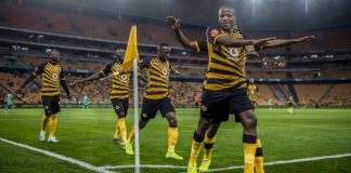 Kaizer Chiefs 1 - 0 Golden Arrows