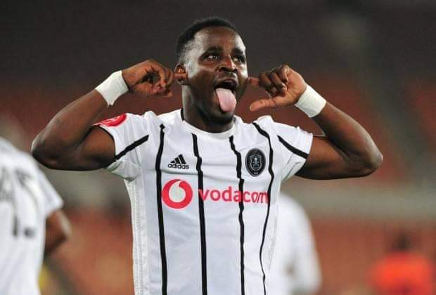 Orlando Pirates 1-0 Mamelodi Sundowns
