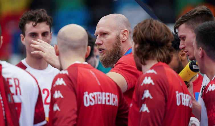 Handball EM 2022 Qualifikation - Team Österreich vs. Deutschland - Copyright: ÖHB-Agentur DIENER-Eva Manhart