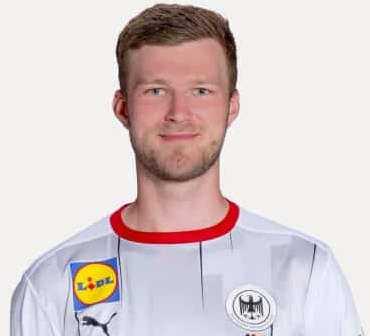 Handball WM 2021 Ägypten - Philipp Weber - Deutschland - Copyright: Sascha Klahn / DHB