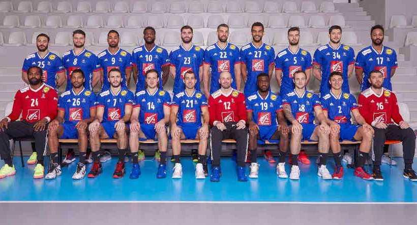 Handball WM 2021 Team Frankreich - Copyright: FFHANDBALL / S.PILLAUD