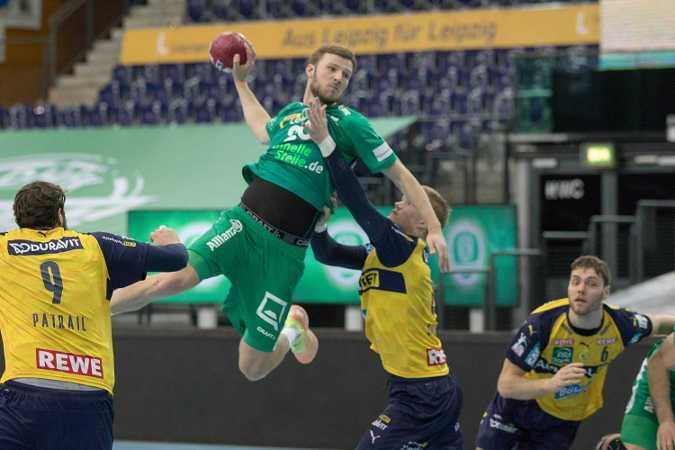 Handball Bundesliga – SC DHfK Leipzig vs. Rhein-Neckar Löwen – Foto: Karsten Mann