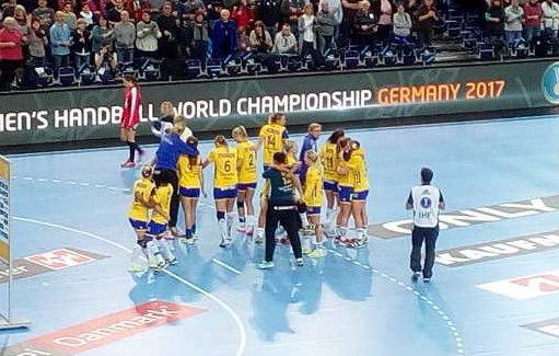 Schweden - Handball WM 2017 Deutschland - Dänemark vs. Schweden - Arena Leipzig - Foto: SPORT4FINAL
