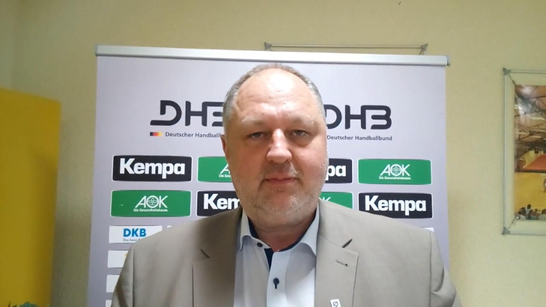 Andreas Michelmann - DHB-Präsident - Deutscher Handballbund - Foto: SPORT4FINAL
