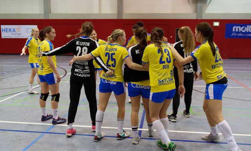 Handball dritte Liga - 1. FSV Mainz 05 II vs. HC Leipzig - Foto: HC Leipzig