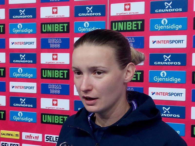 Handball EM 2018 - Amandine Leynaud - Frankreich - Foto: SPORT4FINAL