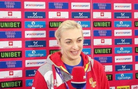 Handball EM 2018 - Anna Sen - Russland - HC Rostov-Don - Foto: SPORT4FINAL