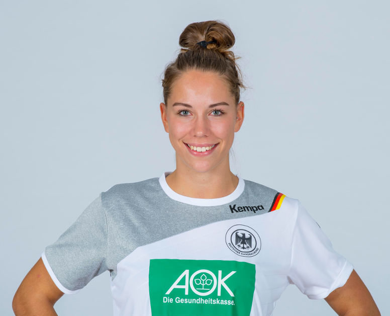 Handball EM 2018 - Emily Bölk - Deutschland - Foto: Sascha Klahn/DHB