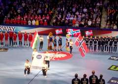 Handball EM 2018 - Norwegen vs. Ungarn - Foto: SPORT4FINAL
