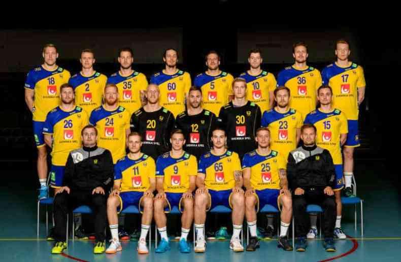 Handball Em 2020 Schweden Kader Ehf Euro Time Sport News