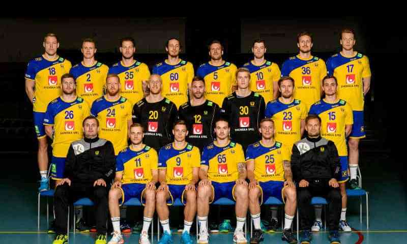 Handball WM 2019 - Schweden - Copyright: Swedish Handball Federation (SHF)