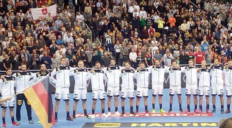 Handball WM 2019 - Deutschland vs. Serbien - Foto: SPORT4FINAL