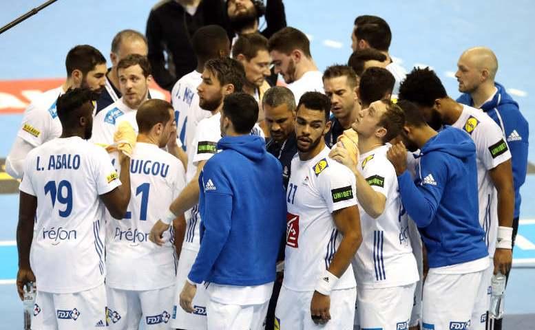 Handball WM 2019 Frankreich vs. Russland - Copyright: FFHandball / S. Pillaud