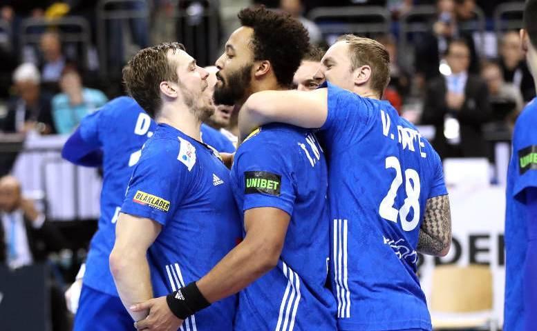 Handball WM 2019 Timothey N'Guessan - Frankreich vs. Deutschland - Copyright: FFHandball / S. Pillaud