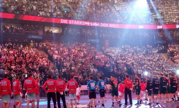 SC Magdeburg vs. TSV Hannover-Burgdorf - Foto: SPORT4FINAL