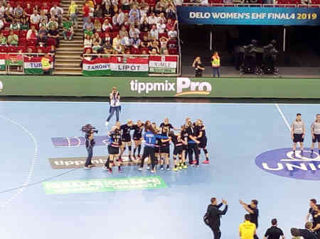 HC Rostov-Don - Halbfinale Handball EHF Final4 - Foto: SPORT4FINAL