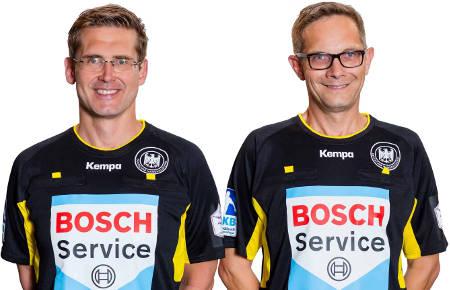 Handball Lars Geipel Marcus Helbig