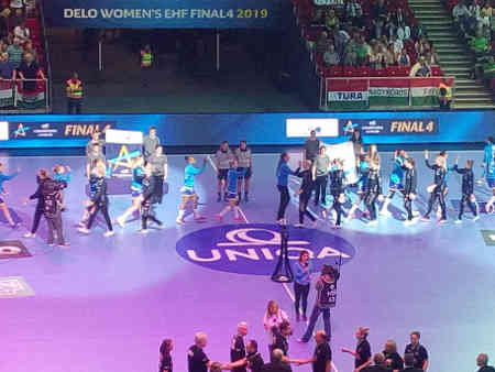 Handball EHF Final4 - Bronze - Metz Handball vs. Vipers Kristiansand - Foto: SPORT4FINAL