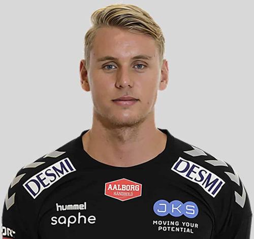 Kristian Saeveraas - Foto: Aalborg Handbold