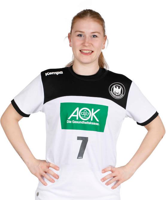 Handball WM - Deutschland - Meike Schmelzer - Foto: Sascha Klahn / DHB