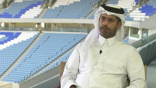 Fussball Wm 2022 Katar Nasser Al Khater Korruption Time