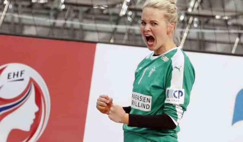 Handball WM 2019 - Dänemark vs. Niederlande - Sandra Toft - Copyright: IHF