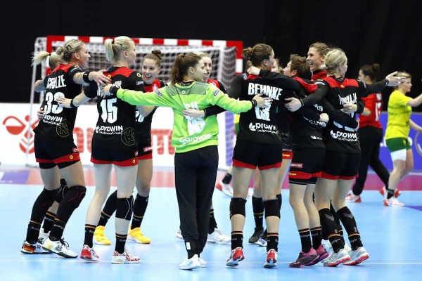 Handball WM 2019 Japan - Deutschland vs. Australien - Foto: IHF