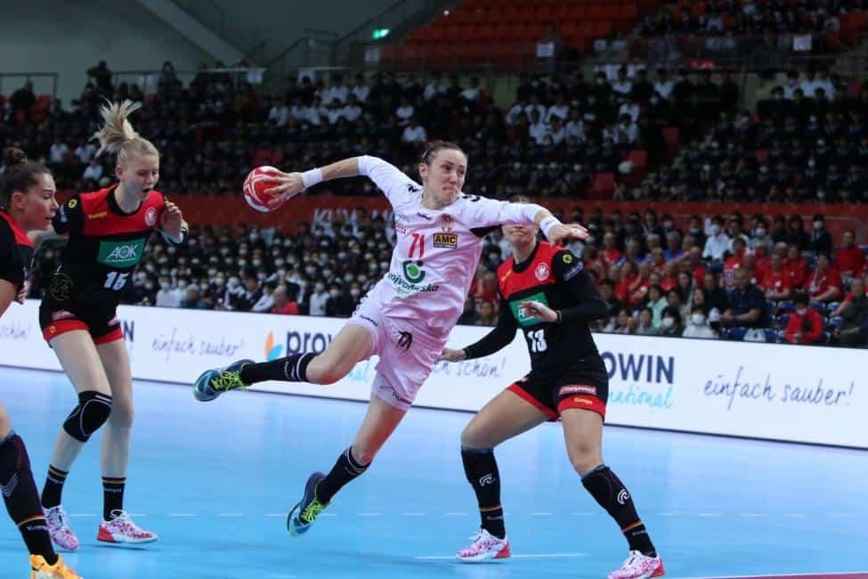 Handball WM 2019 - Deutschland vs. Serbien - Copyright: IHF