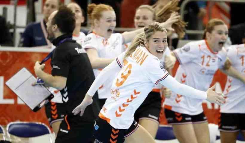 Handball WM 2019 Finale - Niederlande vs. Spanien - Estavana Polman - Copyright: IHF