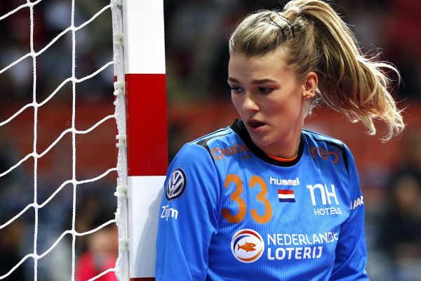 Handball WM 2019 - Niederlande vs. Deutschland - Tess Wester - Copyright: IHF