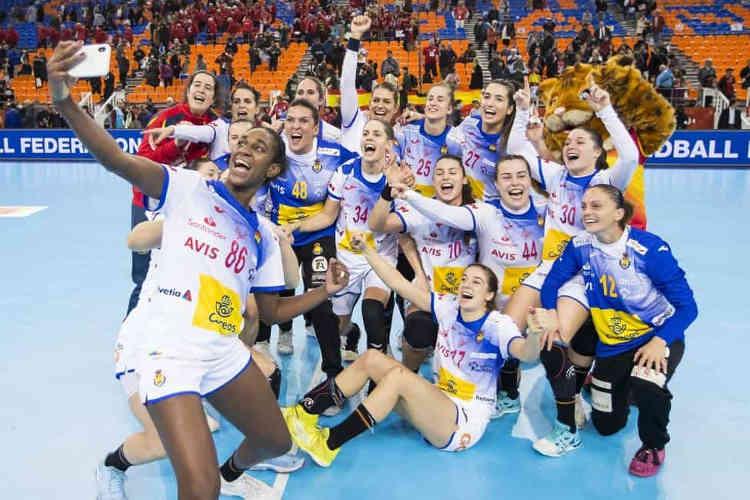 Handball WM 2019 - Team Spanien vs. Norwegen - Copyright: IHF