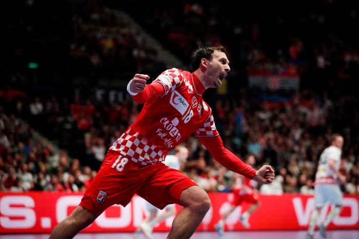 Handball EM 2020 - Igor Karacic - Kroatien vs. Österreich - Foto: hrsphoto.photodeck.com / Uros Hocevar