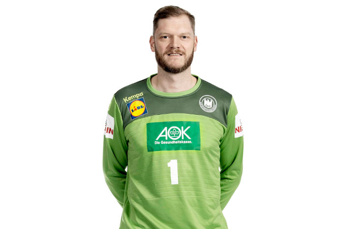 Handball EM 2020 - Johannes Bitter - Deutschland - Foto: Sascha Klahn/DHB