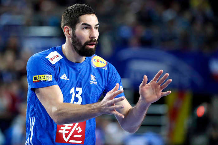 Handball EM 2020 Test - Nikola Karabatic - Serbien vs. Frankreich - Handball Golden League 2020 - Foto: FFHandball / S. Pillaud