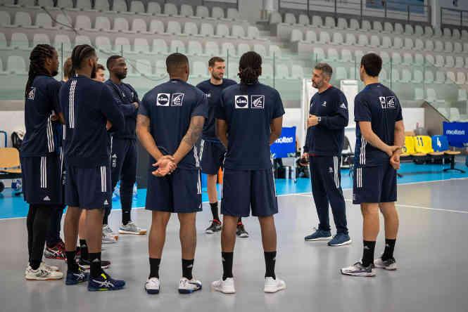 Handball WM 2021 - Team Frankreich in WM Vorbereitung - Copyright: FFHANDBALL-FABIEN_DOUILLARD