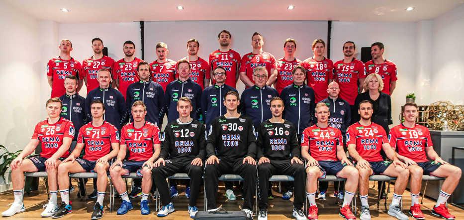 Handball WM 2021 – Team Norwegen – Copyright: Ingrid Anderson-Jensen