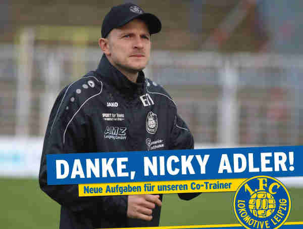 Nicky Adler - Foto: 1. FC Lok Leipzig