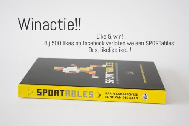 sportables winactie facebook 500 likes