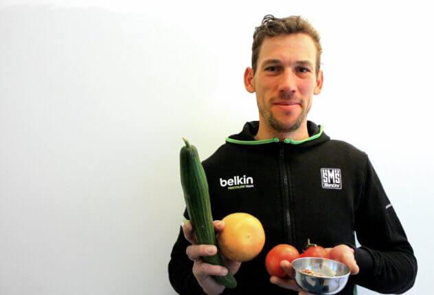 Maarten Tjallingii foto sportables voeding kookboek sporters