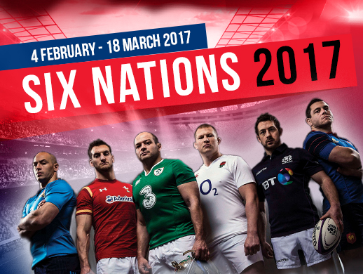 6 Nations Betting Odds