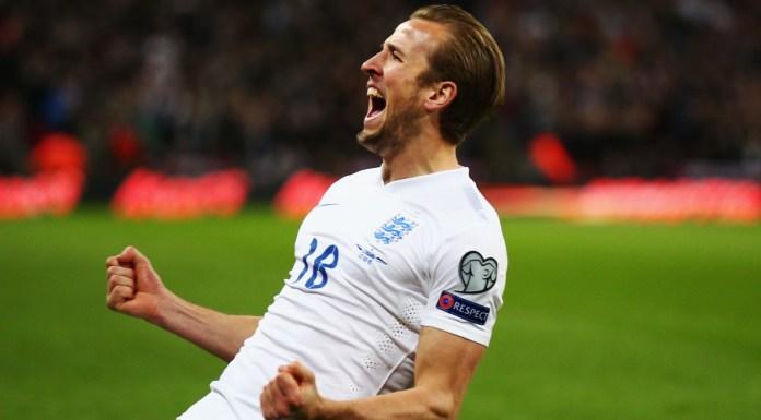 Harry Kane World cup