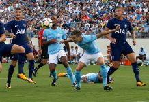 Spurs vs Manchester City