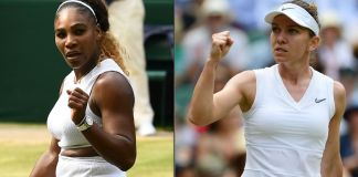 Williams vs Halep