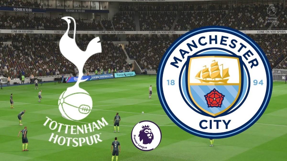 English Premier League: Tottenham Hotspur vs Manchester ...
