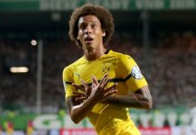 Axel Witsel BVB 210818